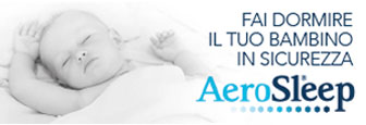 ConsoBaby: nanna in sicurezza con Aerosleep
