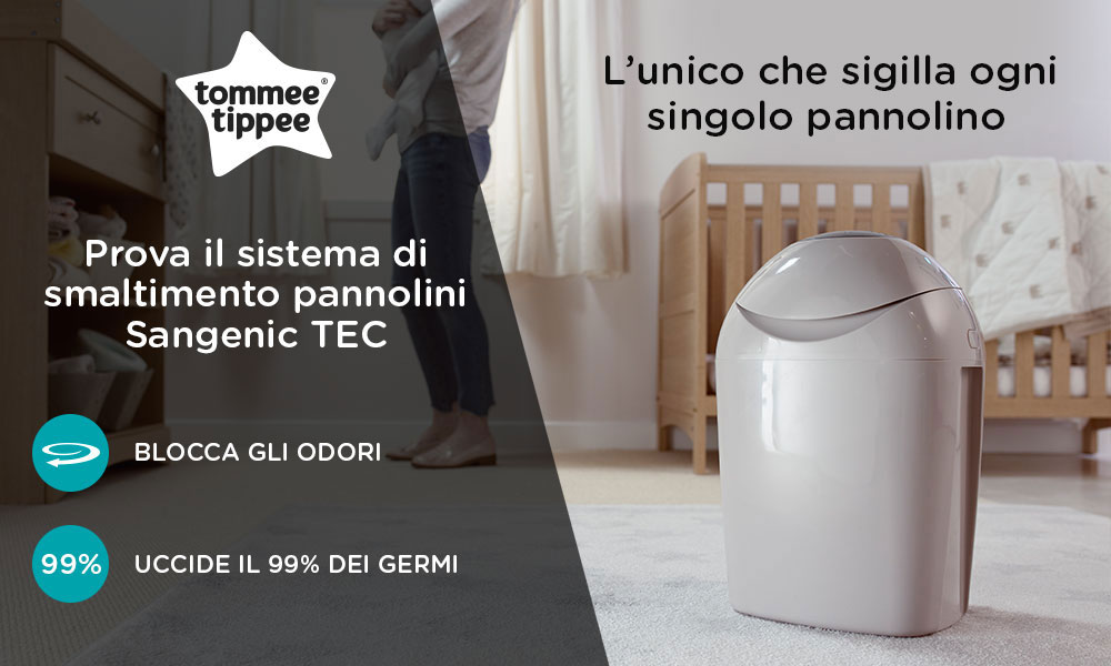 Sangenic TecTommee Tippee