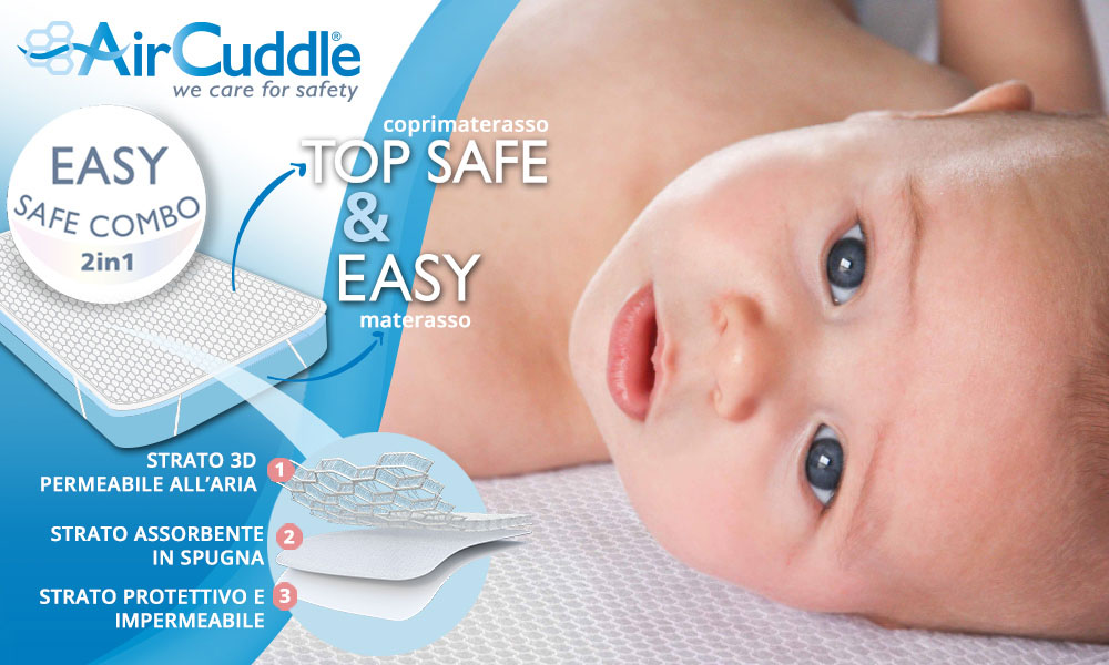 babytest Easy Safe Combo 2in1 Air Cuddle