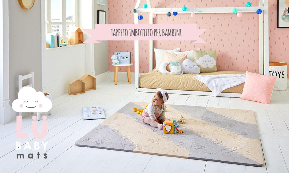 10 tappeti LU Babymats gratis