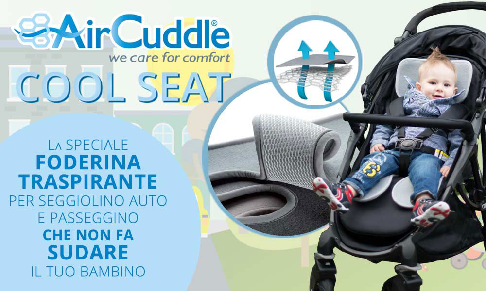 10 Foderine Cool Seat