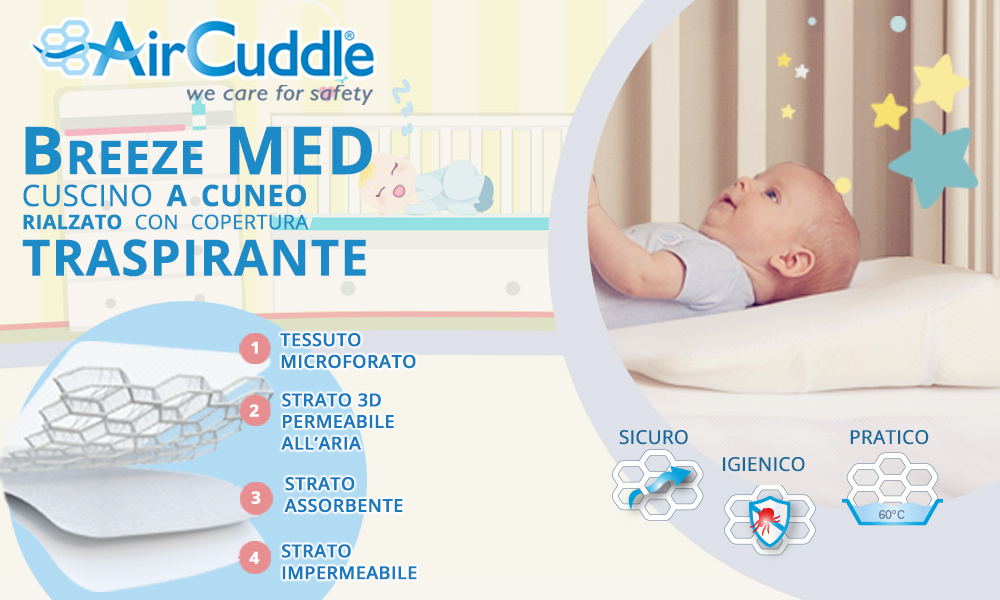 babytest Breeze Med AirCuddle