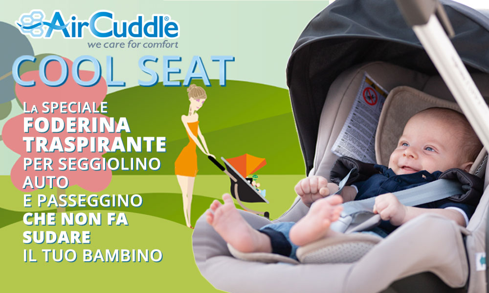 babytest Cool Seat AirCuddle