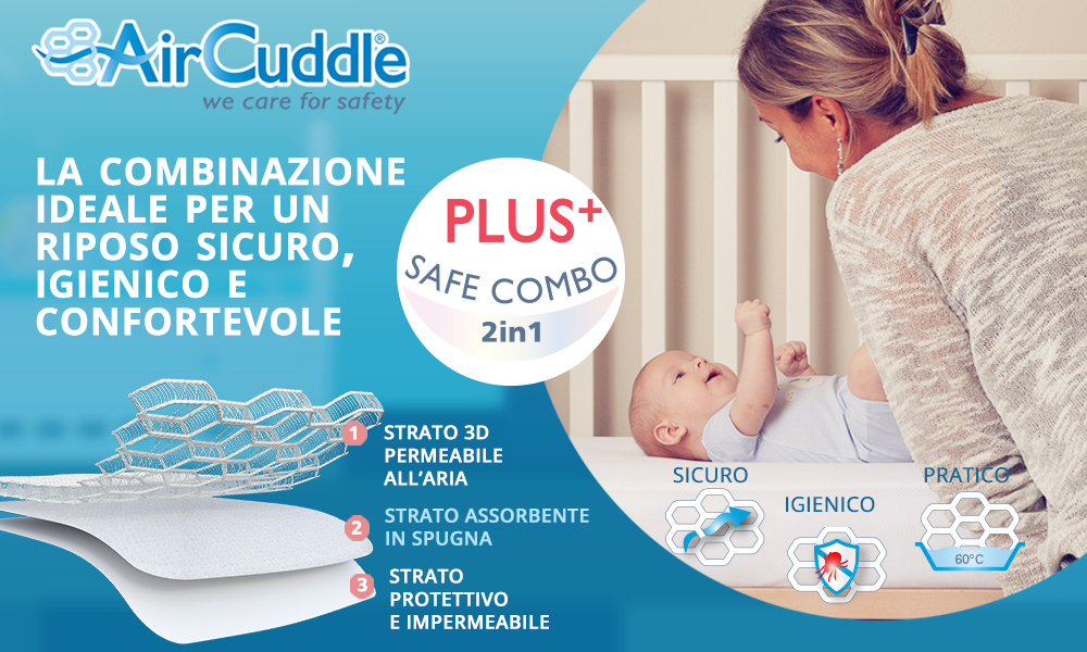 babytest Plus safe combo AirCuddle