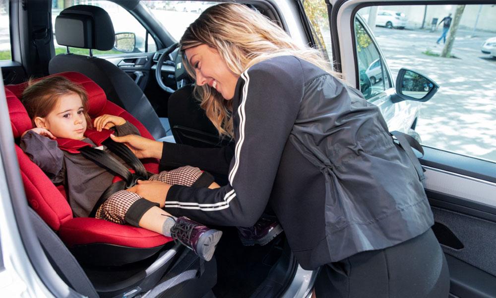 babytest Seggiolino auto Be Cool gratis