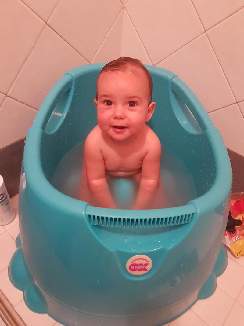 Vasca Per Bambini Da Mettere Nella Doccia.Vaschetta Per Il Bagnetto Opla Ok Baby Recensioni