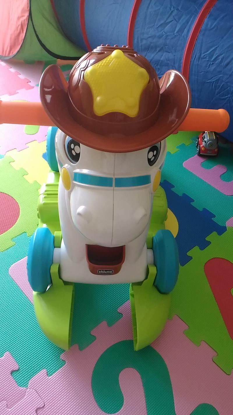 Chicco Rodeo Con Dondolo.Baby Rodeo Chicco Recensioni