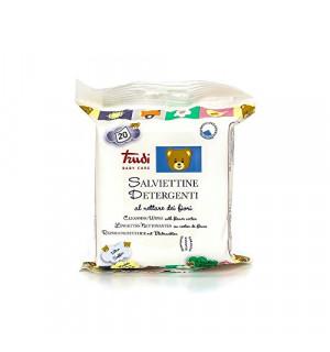 Salviettine detergenti al nettare di fiori Trudi : Recensioni