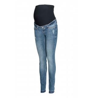 vendita calda online 54bf5 c9ee6 Skinny Jeans Premaman H&M : Recensioni
