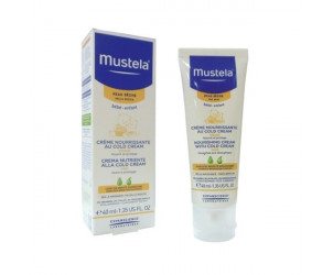 Crema nutriente Cold Cream per pelli secche