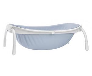 Vasca da bagno in tessuto ultra compatta