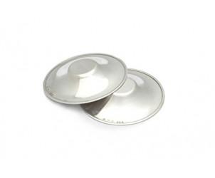 Paracapezzoli in argento puro SilverMotherCare
