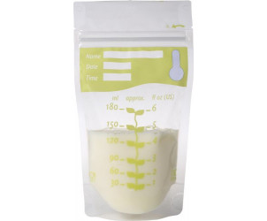 Sacchetti per conservazione latte materno