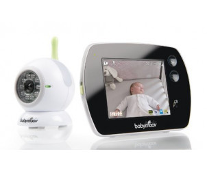Baby Monitor Touch Screen