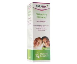 Shampoo-balsamo defissante trattamento Antipediculosi Paranix