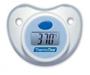 Termometro a forma di ciuccio Thermotine