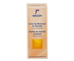 Olio per massaggio del perineo