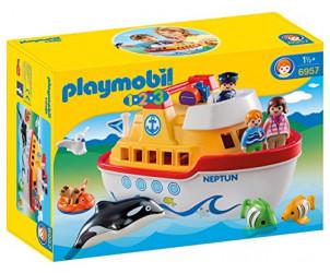 Traghetto con Bimbi e Animali Marini