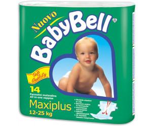 Pannolini Maxiplus 12-25 kg