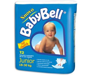 Pannolini Junior 18-30 kg