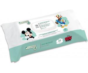 Salviette Mickey Mouse Natura Verde Bio Kids
