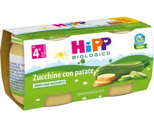 Omogeneizzato Zucchine con Patate