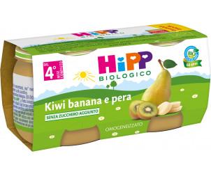 Omogeneizzato Kiwi, Banana e Pera