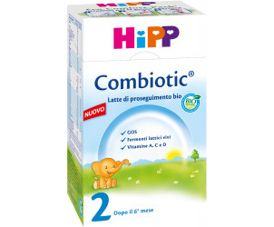 Latte di proseguimento 2 in polvere Bio Combiotic