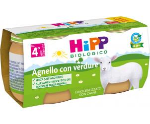 Omogeneizzato Agnello con verdure