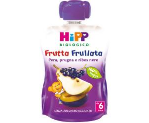 Frutta Frullata Pera, Prugna e Ribes nero