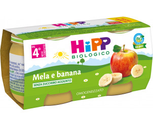 Omogeneizzato Mela e Banana