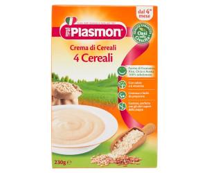 Crema ai 4 cereali