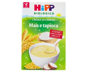 Crema di Mais e Tapioca Bio