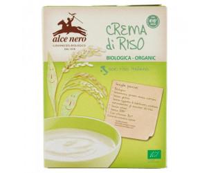 Crema di riso biologica