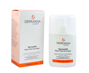 Derman Oil detergente bagno Dermana