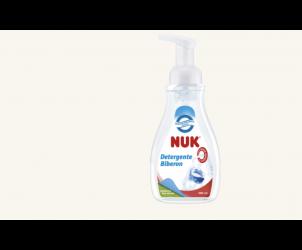 Detergente schiuma per biberon