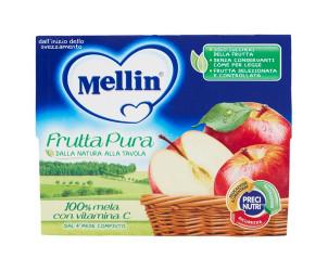 Frutta pura Mela