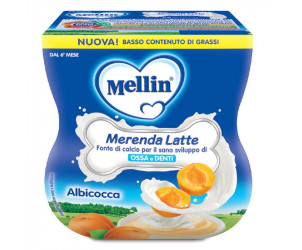 Merenda Latte e Albicocca