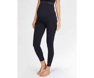 Leggings premaman in microfibra