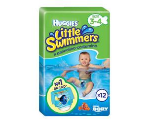 Pannolini costumino Little Swimmers Taglia 3-4 7-15kg