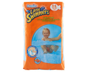 Pannolini costumino Little Swimmers Taglia 5-6 12-18kg