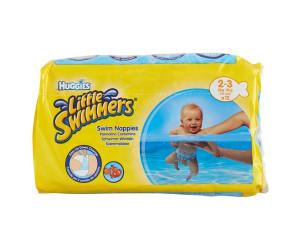 Pannolini costumino Little Swimmers Taglia 2-3 3-8kg