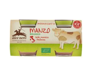 Omogeneizzato di Manzo Bio