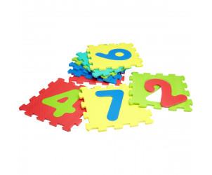 Mattonelle multicolor lettere