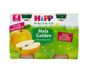 Omogeneizzato Mela golden Bio