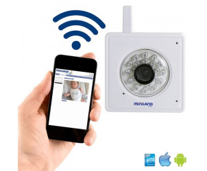 Baby Monitor Everywhere Ipcam Wi-fi