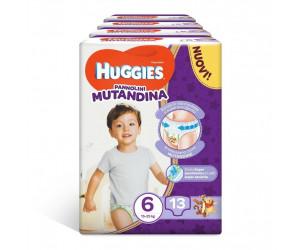 Pannolini Mutandina Taglia 6 15-25kg