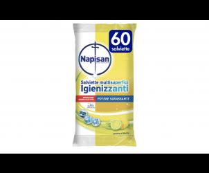Salviettine igienizzanti