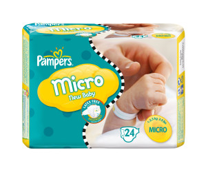 Pannolini New Baby Micro 1-2,5 kg