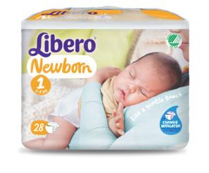 Pannolini Newborn taglia 1 2-5 kg